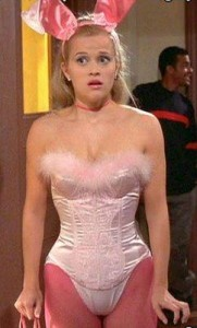 How to Audition With a Comedic Monologues Female reese witherspoon in bunny suit