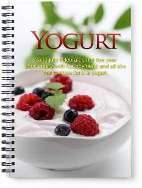 Dramatic Monologue Yogurt