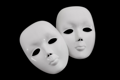 comedic monologues for ladies acting masks
