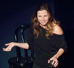 Comic Monologues for Women are Immensely Popular  actress on stage